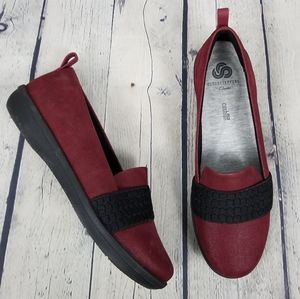 CLARKS | Cloudsteppers lightweight slip-on shoes